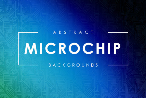 Download Free Microchip Backgrounds 1 Graphic By Artistmef Creative Fabrica for Cricut Explore, Silhouette and other cutting machines.