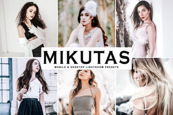 Download Free Mikutas Lightroom Presets Pack Graphic By Creative Tacos for Cricut Explore, Silhouette and other cutting machines.