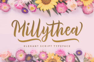 Millythea Font By Situjuh