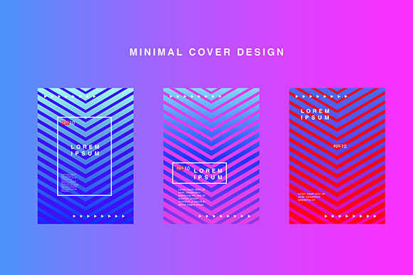 Download Free Minimal Covers Set Background Graphic By Apple Creative Fabrica for Cricut Explore, Silhouette and other cutting machines.
