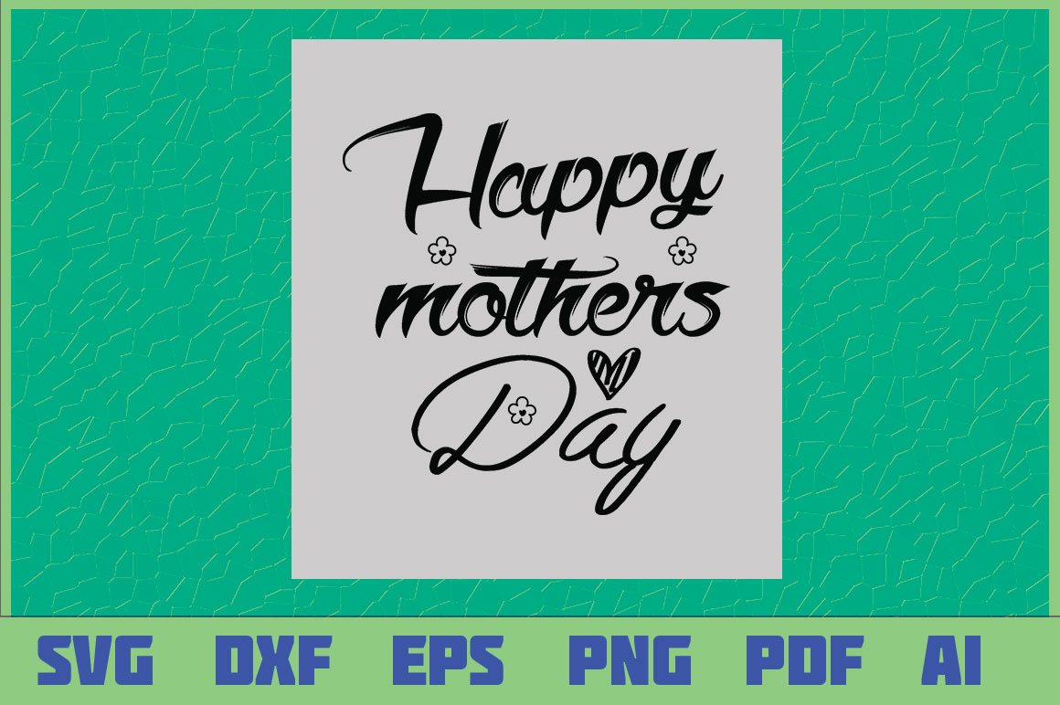 Download Free Mother Graphic By Sajidmajid441 Creative Fabrica for Cricut Explore, Silhouette and other cutting machines.
