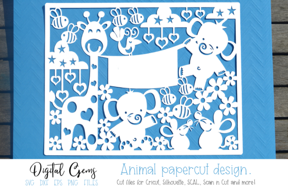 Download Free The Digital Gems Paper Craft Bundle Vol 2 Bundle Creative Fabrica for Cricut Explore, Silhouette and other cutting machines.