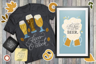 Print on Demand: Octoberfest Graphic Bundle Graphic Illustrations By Red Ink 2
