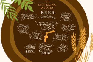 Print on Demand: Octoberfest Graphic Bundle Graphic Illustrations By Red Ink 3