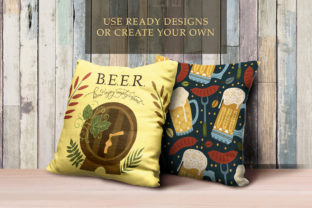 Print on Demand: Octoberfest Graphic Bundle Graphic Illustrations By Red Ink 10