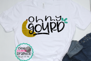 Oh My Gourd Graphic By OneStoneGraphics
