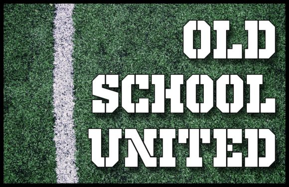 Print on Demand: Old School United Display Font By contact136 - Image 2