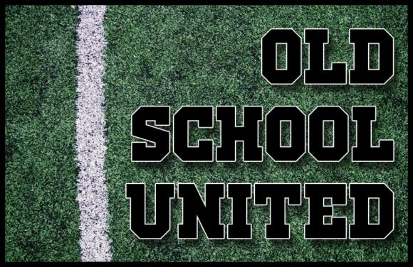 Print on Demand: Old School United Display Font By contact136 - Image 1