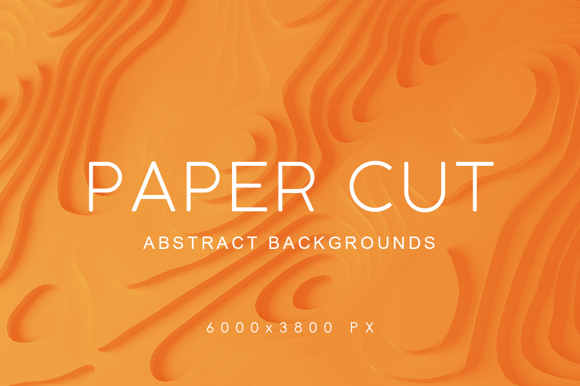 Download Free Paper Cut Abstract Backgrounds Graphic By Artistmef Creative for Cricut Explore, Silhouette and other cutting machines.