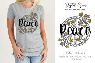 Peace Design Graphic By Digital Gems
