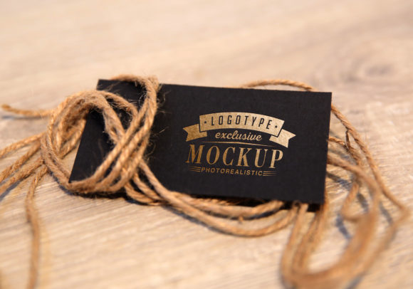 Print on Demand: Photo Realistic Mock-ups Set of 5 V1 Graphic Product Mockups By bywahtung - Image 2