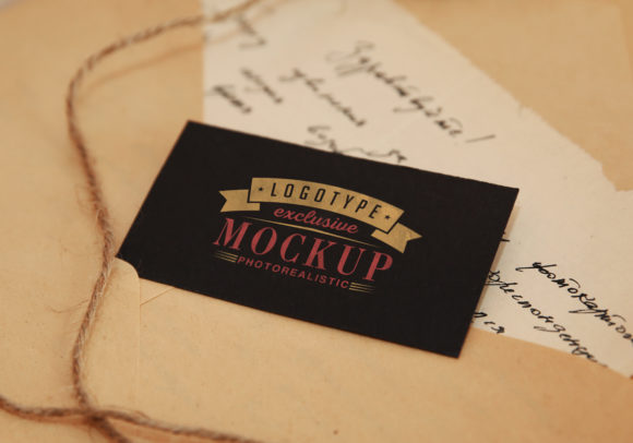 Print on Demand: Photo Realistic Mock-ups Set of 5 V1 Graphic Product Mockups By bywahtung - Image 4