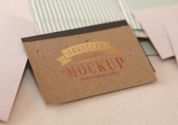 Print on Demand: Photo Realistic Mock-ups Set of 5 V11 Graphic Product Mockups By bywahtung - Image 5