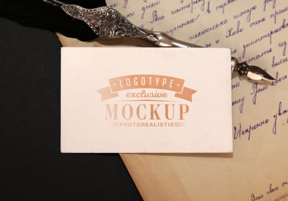Print on Demand: Photo Realistic Mock-ups Set of 5 V2 Graphic Product Mockups By bywahtung - Image 2