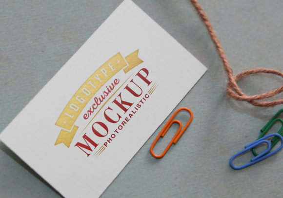 Print on Demand: Photo Realistic Mock-ups Set of 5 V2 Graphic Product Mockups By bywahtung - Image 6