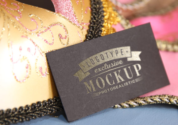 Print on Demand: Photo Realistic Mock-ups Set of 5 V4 Graphic Product Mockups By bywahtung - Image 3