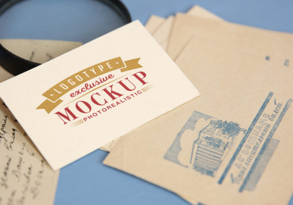 Print on Demand: Photo Realistic Mock-ups Set of 5 V4 Graphic Product Mockups By bywahtung - Image 4