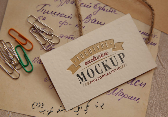 Print on Demand: Photo Realistic Mock-ups Set of 5 V5 Graphic Product Mockups By bywahtung - Image 5