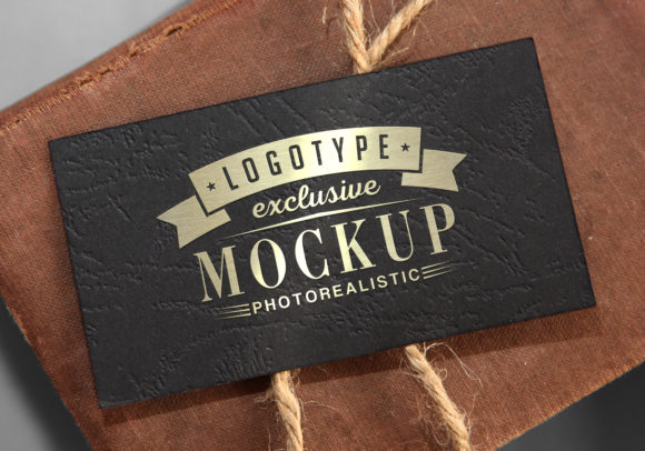 Print on Demand: Photo Realistic Mock-ups Set of 5 V5 Graphic Product Mockups By bywahtung - Image 6