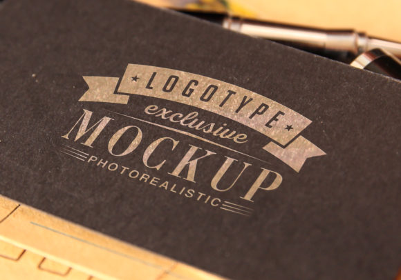 Print on Demand: Photo Realistic Mock-ups Set of 5 V9 Graphic Product Mockups By bywahtung - Image 2