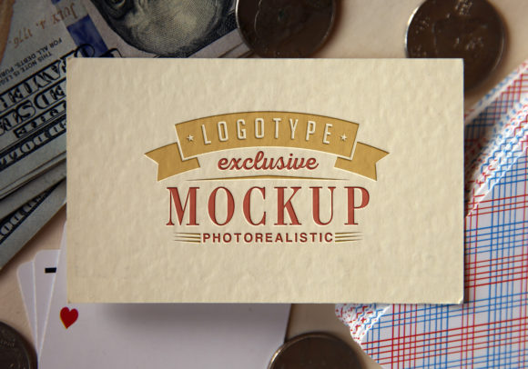 Print on Demand: Photo Realistic Mock-ups Set of 5 V9 Graphic Product Mockups By bywahtung - Image 4