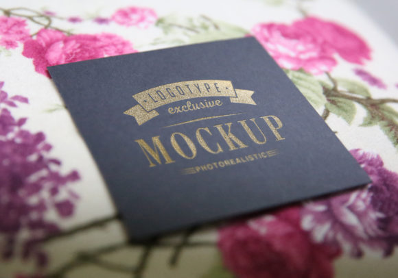Print on Demand: Photo Realistic Mock-ups Set of 5 Vol. 13 Graphic Product Mockups By bywahtung - Image 3