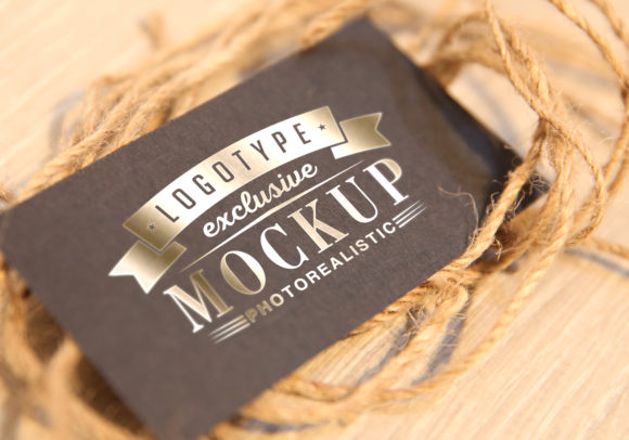 Print on Demand: Photo Realistic Mock-ups Set of 5 Vol. 13 Graphic Product Mockups By bywahtung - Image 6