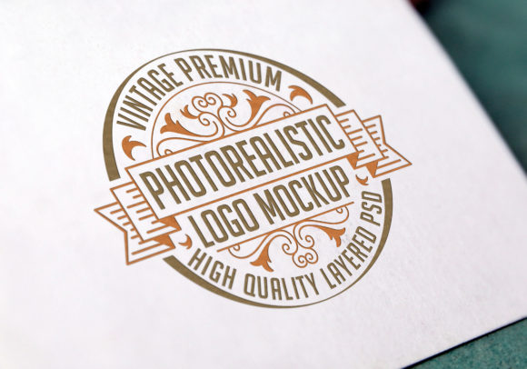 Photo Realistic Mock-ups Vintage Style Graphic By bywahtung