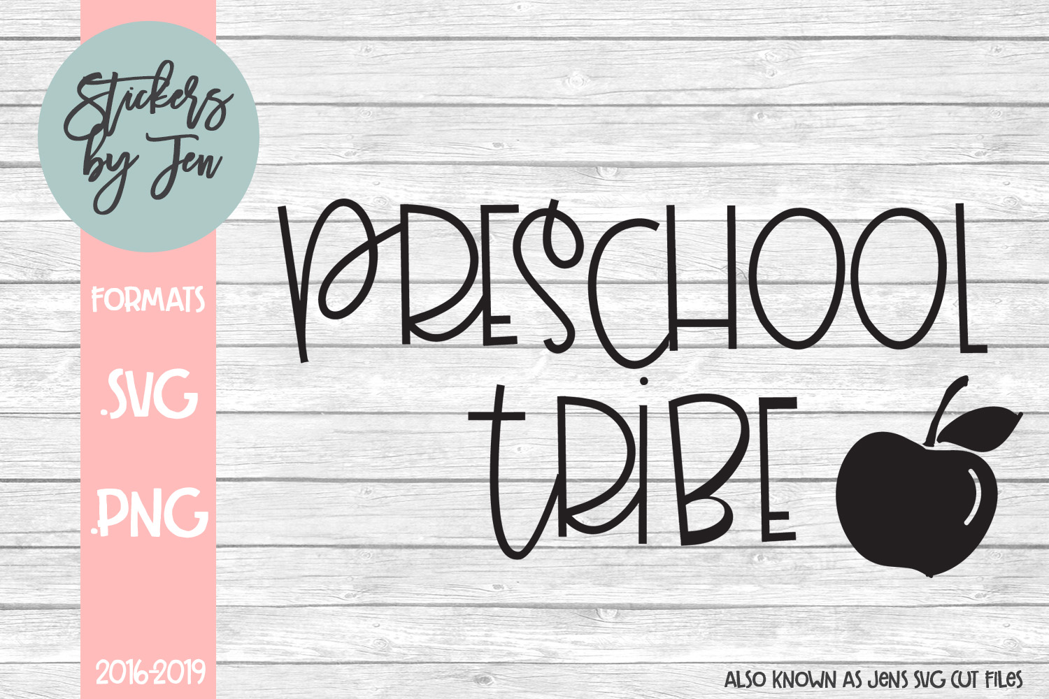 Download Free Preschool Tribe Graphic By Jens Svg Cut Files Creative Fabrica for Cricut Explore, Silhouette and other cutting machines.