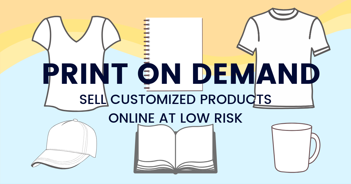 Download Free Print On Demand Sell Customized Products Online At Low Risk for Cricut Explore, Silhouette and other cutting machines.