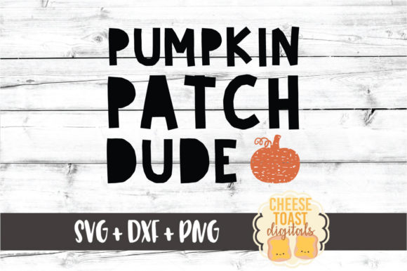 Download Free Pumpkin Patch Dude Graphic By Cheesetoastdigitals Creative Fabrica for Cricut Explore, Silhouette and other cutting machines.