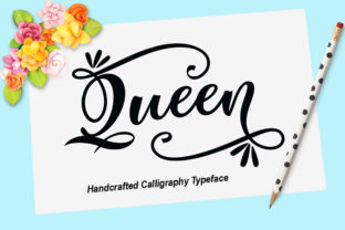 Queen Font By YanIndesign