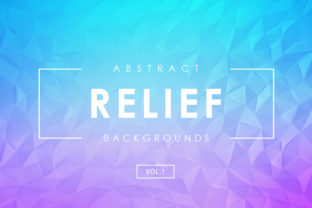 Download Free Relief Abstract Backgrounds 2 Graphic By Artistmef Creative for Cricut Explore, Silhouette and other cutting machines.