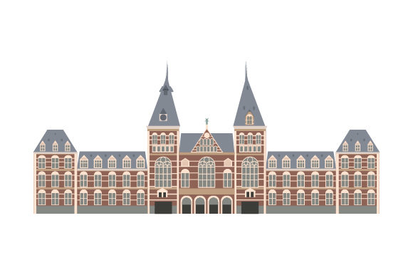 Rijksmuseum Travel Craft Cut File By Creative Fabrica Crafts