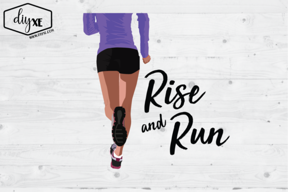 Rise and Run Graphic Illustrations By Sheryl Holst