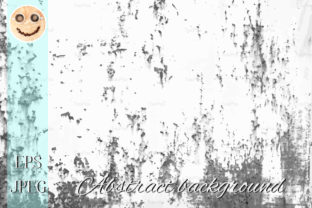Print on Demand: Rusted Metal Vintage Background Graphic Textures By TasiPas