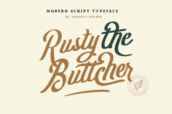 Rusty the Buttcher