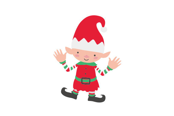 Download Free Santa S Elf Svg Cut File By Creative Fabrica Crafts Creative for Cricut Explore, Silhouette and other cutting machines.