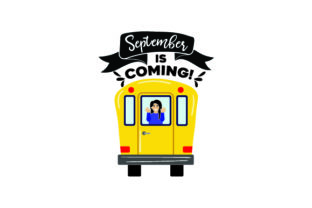 September is Coming! - Back to School Craft Design By Creative Fabrica Crafts