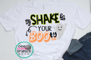 Shake Your Booty Graphic By OneStoneGraphics