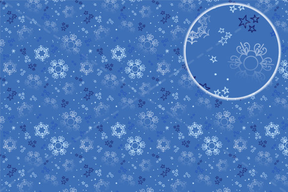 Snowflakes Bundle Graphic Downloadable Digital File
