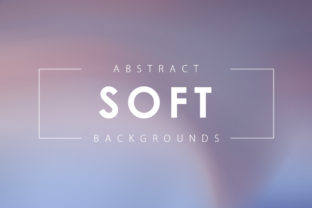 Soft Abstract Background Graphic By ArtistMef