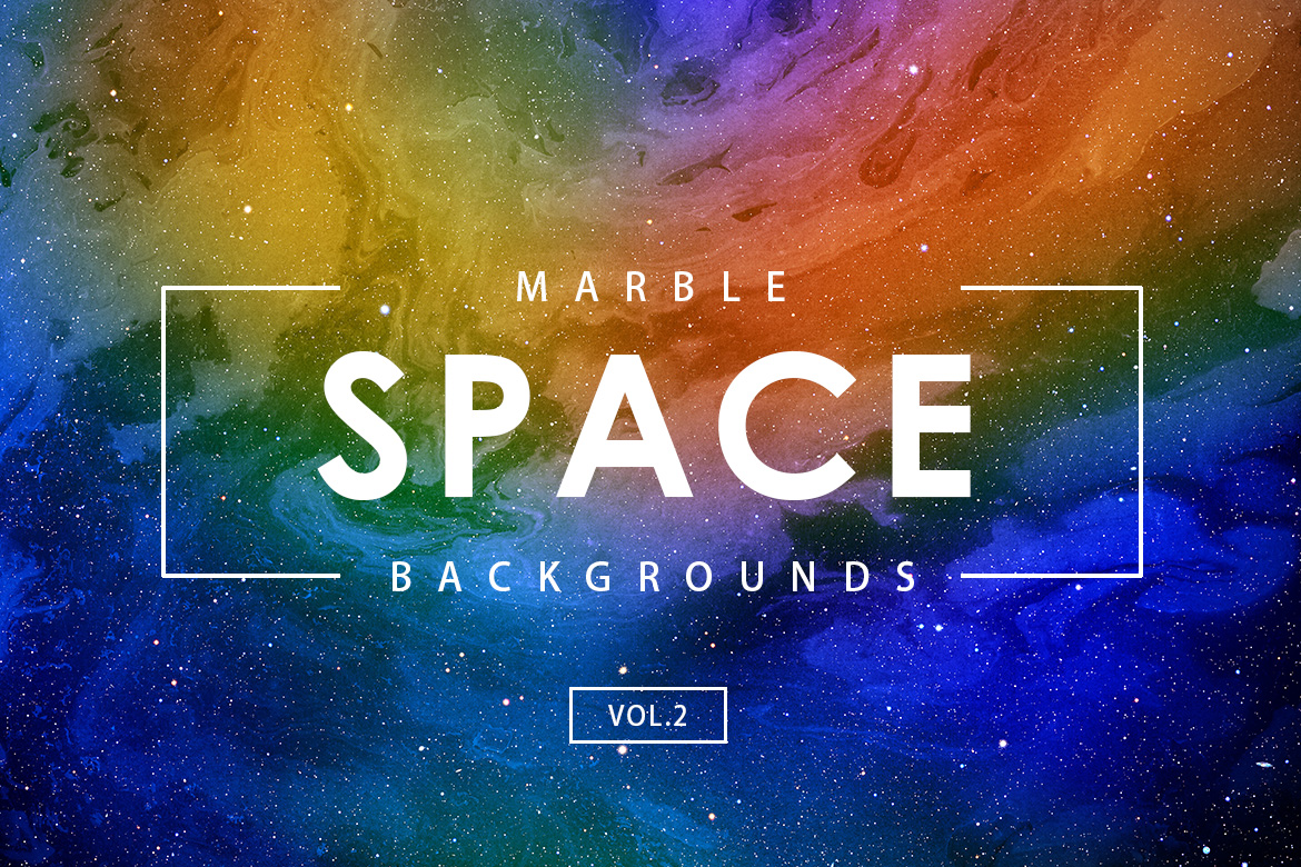 Download Free Space Marble Backgrounds 2 Graphic By Artistmef Creative Fabrica for Cricut Explore, Silhouette and other cutting machines.