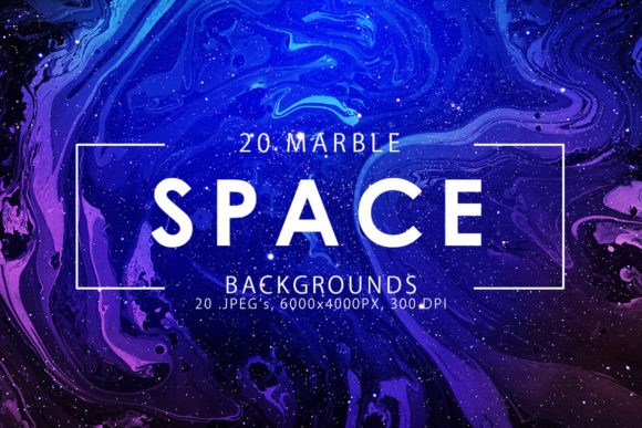 Download Free Space Marble Backgrounds Graphic By Artistmef Creative Fabrica for Cricut Explore, Silhouette and other cutting machines.