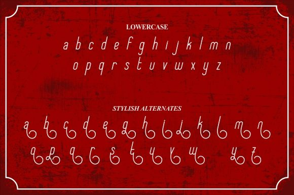 Special Thanks Font By memetxsaputra Image 3