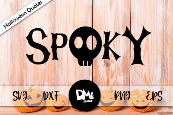 Print on Demand: Spooky Graphic Crafts By Sharon ( DmStudio )