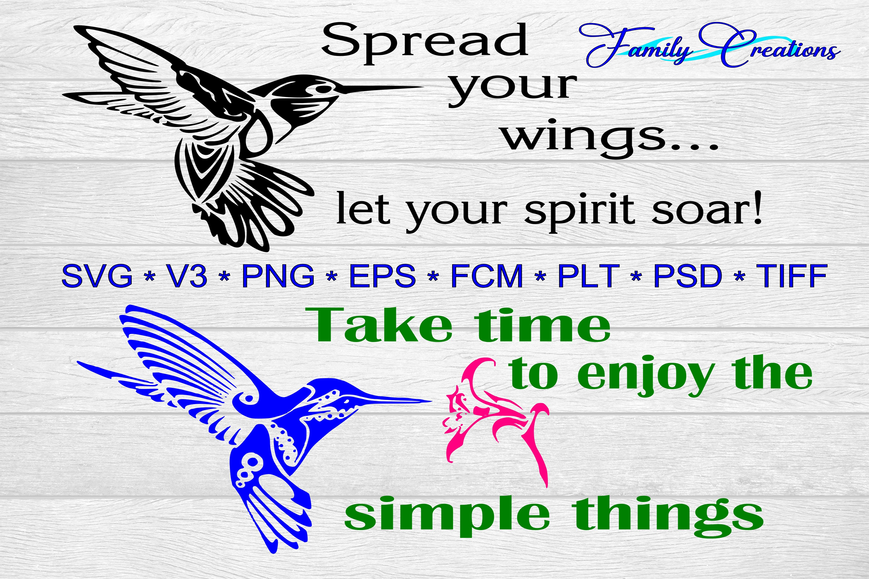 Download Free Spread Your Wings Let Your Spirit Soar Take Time To Enjoy The for Cricut Explore, Silhouette and other cutting machines.