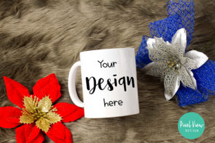 Print on Demand: Sublimation Mug Mock-Up Graphic Product Mockups By Pixel View Design