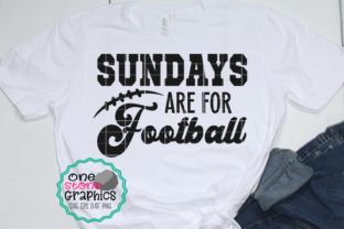 Sundays Are for Football Graphic By OneStoneGraphics