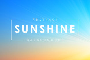 Sunshine Backgrounds Graphic By ArtistMef